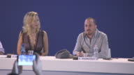 INTERVIEW Darren Aronofsk on the idea of reducing the film to your home at 'mother' Press Conference 74th Venice International Film Festival at...