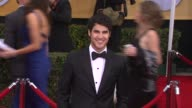 Darren Criss at 19th Annual Screen Actors Guild Awards Arrivals 1/27/2013 in Los Angeles CA