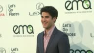 Darren Criss at 2013 Environmental Media Awards Presented by Toyota Lexus at Warner Bros Studios in Burbank CA on 10/19/13 in Burbank CA