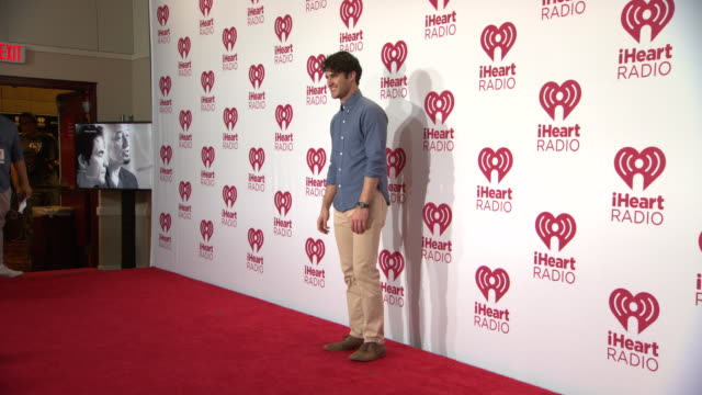 Darren Criss at 2014 iHeartRadio Music Festival And Village Day 2 at MGM Grand on September 20 2014 in Las Vegas Nevada