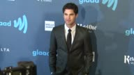 Darren Criss at 24th Annual GLAAD Media Awards 4/20/2013 in Los Angeles CA