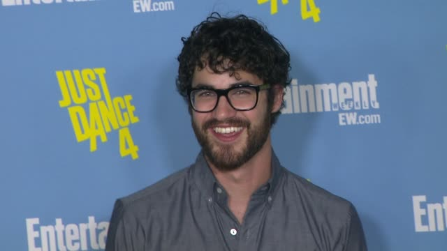 Darren Criss at Entertainment Weekly's 6th Annual ComicCon Celebration Sponsored By Just Dance 4 on 7/14/12 in San Diego CA