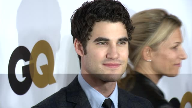 Darren Criss at GQ's 2012 Men Of The Year Party on 11/13/12 in Los Angeles CA