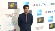 Darren Criss at Hugh Jackman One Night Only Debuts At The Dolby Theatre Benefiting MPTF on 10/12/13 in Los Angeles CA