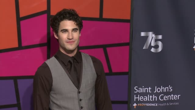 Darren Criss at Saint John's Health Center Foundation Hosts 75th Anniversary Gala Celebration The Future of Excellence in Personalized Healthcare in...
