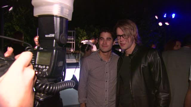 Darren Criss Chord Overstreet at Delta Air Lines Hosts An Evening Of Elevation Featuring Celebrity Guests And LA Influencers in Beverly Hills...