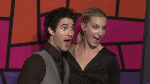 Darren Criss Heather Morris at Saint John's Health Center Foundation Hosts 75th Anniversary Gala Celebration The Future of Excellence in Personalized...
