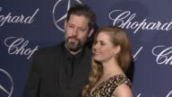 Darren Le Gallo Amy Adams at 28th Annual Palm Springs International Film Festival Awards Gala in Los Angeles CA