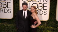 Darren Le Gallo and Amy Adams at the 74th Annual Golden Globe Awards Arrivals at The Beverly Hilton Hotel on January 08 2017 in Beverly Hills...
