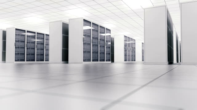 Data Center. Loop