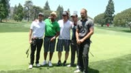 Dave Annable Donald Faison Gabriel Aubry at 5th Annual Screen Actors Guild Foundation Golf Classic at Lakeside Golf Club on June 09 2014 in Burbank...