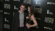 Dave Franco and Alison Brie at the 'Sleeping With Other People' Los Angeles Premiere at ArcLight Cinemas on September 09 2015 in Hollywood California
