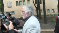 Dave Lee Travis at Celebrity Sightings in London on 23rd September 2014 in London England