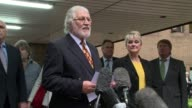 INTERVIEW Dave Lee Travis talks of the court case and the effects on his life at Celebrity Sightings in London on 26th September 2014 in London...