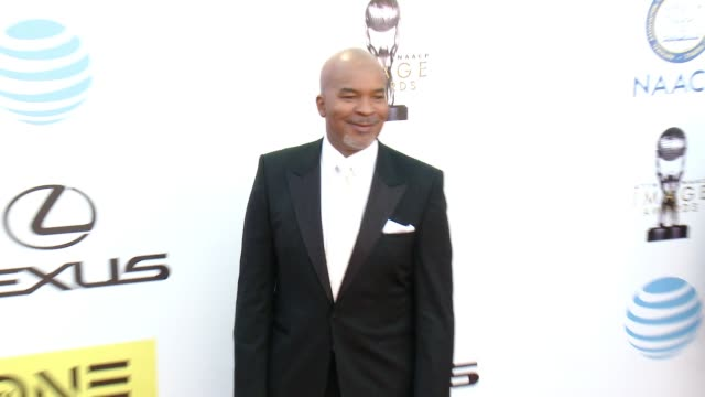 David Alan Grier at 47th NAACP Image Awards in Los Angeles CA