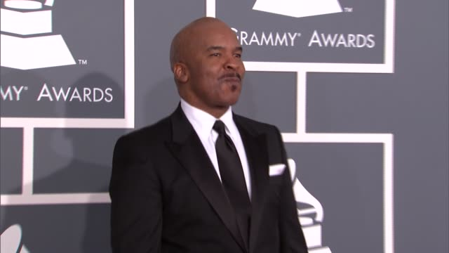 David Alan Grier at The 55th Annual GRAMMY Awards Arrivals in Los Angeles CA on 2/10/13