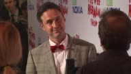 David Arquette at the 'The Peewee Herman Show' Opening Night at Los Angeles CA