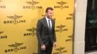 David Beckham at Breitling's flagship store on June 27 2013 in London England