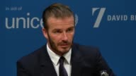David Beckham says he understand the decision of former France internationals Zinedine Zidane and Patrick Vieira not to play in his charity match on...