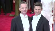 David Burtka and Neil Patrick Harris at 'China Through The Looking Glass' Costume Institute Benefit Gala Arrivals at Metropolitan Museum of Art on...