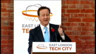 David Cameron and Boris Johnson speeches David Cameron speech continued SOT Over there they have what are called 'fairuse' provisions which some...