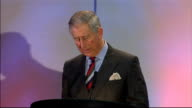 David Cameron and Prince Charles community speeches Prince Charles speech continued SOT As I look around today I can hardly believe from what small...