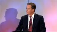 David Cameron and Prince Charles community speeches David Cameron MP speech SOT Ever since becoming Prime Minister I've wanted to make a speech...