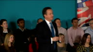 David Cameron attends PM Direct event in Maidenhead David Cameron QA session SOT [What are you doing to ensure that British manufacturing SMEs can...