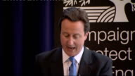 David Cameron gives speech to Campaign To Protect Rural England And this combination of farming history and landscape is considerably enriched by...