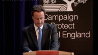David Cameron gives speech to Campaign To Protect Rural England Another example of inadequate regulation is the relationship between the big...