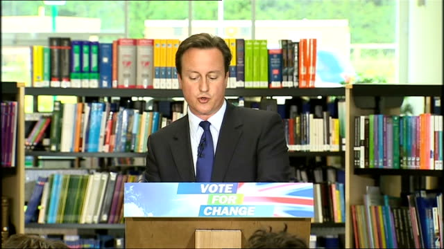 David Cameron pledges redistribution of power from Westminster Cameron speech SOT Parents currently wait for letter from council hoping to get first...