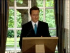 David Cameron press conference on Blair's departure and the NHS These are the seven things Brown could do tomorrow to tackle the NHS crisis he has...
