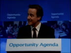 David Cameron speech launching schools policy at Mossbourne Academy Now I know that not everyone will agree with this approach some will say that...
