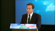 David Cameron speech on cutting the cost of politics David Cameron speech continues SOT When we've cut perks and subsidies we must then turn our...