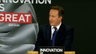 David Cameron speech on infrastructure David Cameron speech continued SOT And yes there's one other transport challenge we need to be bold about too/...