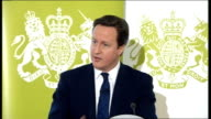 David Cameron speech on public service reform David Cameron speech continued SOT This analysis was and still is much too simplistic Public sector...