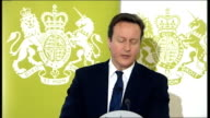 David Cameron speech on public service reform David Cameron speech continued SOT First how can we modernise public services when there is so little...