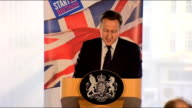 David Cameron speech on responsible capitalism Cameron speech SOT Conservatives always believed in an ownership society A consistent Conservative...