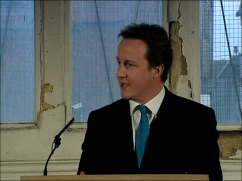 David Cameron speech on social cohesion David Cameron MP speech continues SOT First there are the ideologues and ideologies that don't want us to...