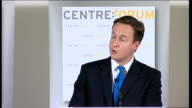 David Cameron speech on the future of higher education funding David Cameron speech SOT Now while it's clear to me that a graduate tax is wrong it's...