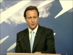 David Cameron speech on the importance of school discipline I want to see an end to the system of appeals panels secondguessing head teachers'...