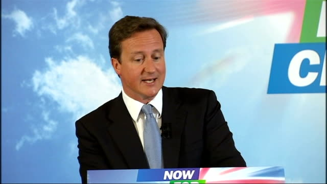 David Cameron speech on the NHS David Cameron speech continues SOT But that's just the starting pointThe real debate we should be having in this...