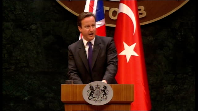 David Cameron speech David Cameron MP speech SOT the Israeli attack on the Gaza flotilla was completely unacceptable And I have told Prime Minister...