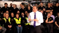 David Cameron visits General Motors factory David Cameron Q A session SOT re tuition fees It's still early days / Every university has got to decide...