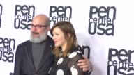 David Cross Amber Tamblyn at the PEN Center USA's 26th Annual Literary Awards Festival Honoring Isabel Allende at the Beverly Wilshire Four Seasons...