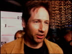 David Duchovny On why he supports this cause on the influence he predicts Al Gore will have on audiences on the biggest misconception the public has...