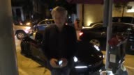 David Foster outside Craig's Restaurant in West Hollywood at Celebrity Sightings in Los Angeles on September 16 2017 in Los Angeles California