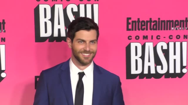 David Giuntoli at Entertainment Weekly Hosts Annual ComicCon Celebration at Float at Hard Rock Hotel San Diego on July 23 2016 in San Diego California