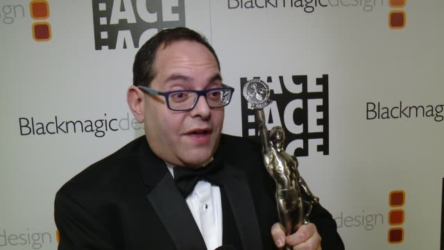 INTERVIEW David L Bertman on the success of 'This is Us' at 67th Annual ACE Eddie Awards in Los Angeles CA