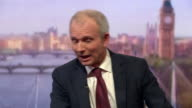 David Lidington saying Speaker of the House John Bercow who recently admitted voting remain in the EU referendum never shied away from letting MP's...